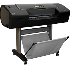HP Designjet Z2100 610 mm