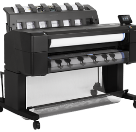 HP Designjet T1500 914 mm