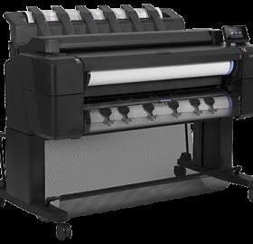 HP Designjet T2500 914 mm